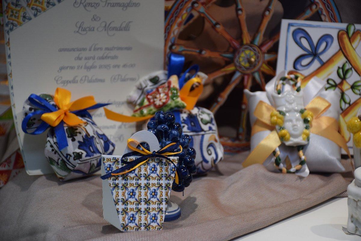 Segnaposto Matrimonio Tema Sicilia.Matrimonio Stile Siciliano Nuova Tendenza 2019 Sposisicilia Com
