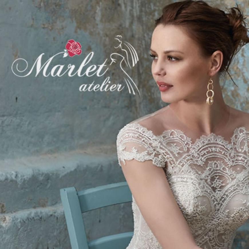 da212a69b6b4 Marlet Atelier  Abiti da Sposa - Sposisicilia.com