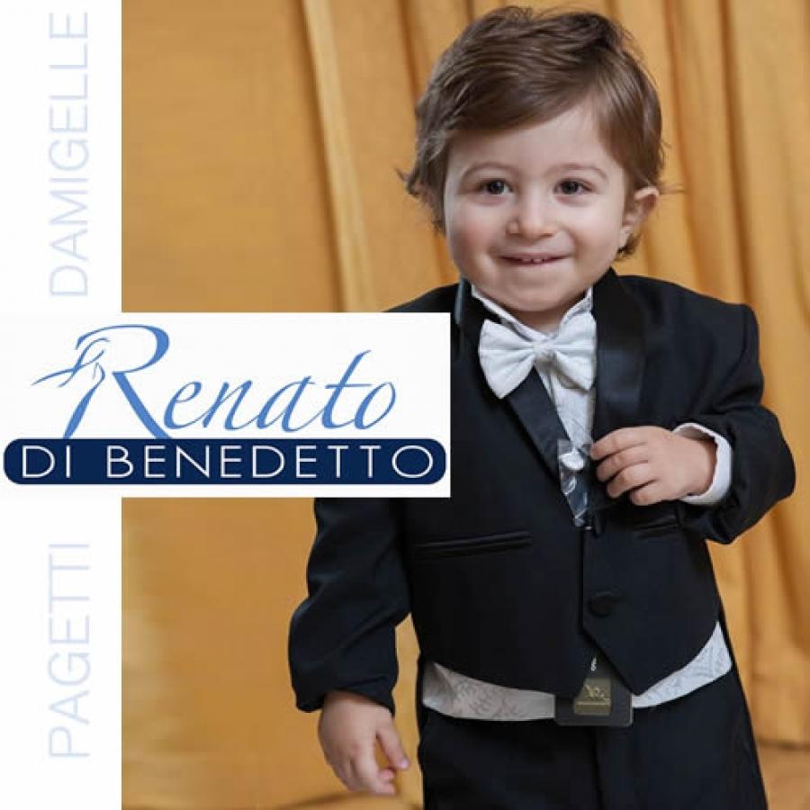wholesale dealer 63d43 12282 Renato di Benedetto: Abiti per Paggetti e Damigelle ...