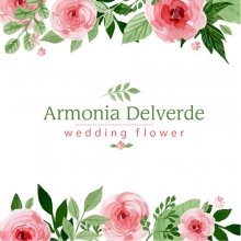Armonia Delverde Wedding Flower
