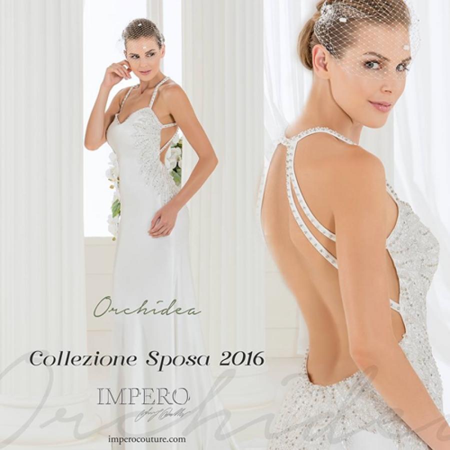 Atelier Impero Couture  Abiti da Sposa - Sposisicilia.com 6510a846dc85