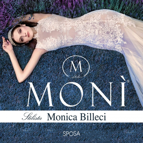 Monica Billeci Stilista Abiti da Sposa