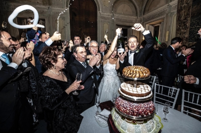 Marta Decente: 31/12/2019 - Happy New Year Wedding