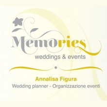 Memories Weddings & Events di Annalisa Figura