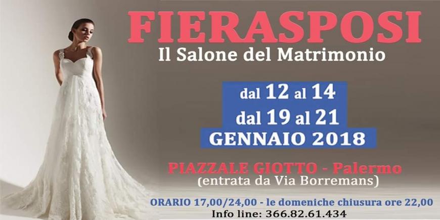 1be45437ce2a Il Salone del Matrimonio  Dal 11 al 14 e dal 19 al 21 gennaio 2018 ...