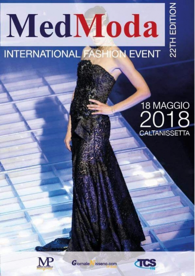 22° International Fashion Event: 18 maggio 2018