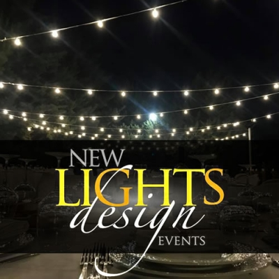 NewLights Design Events - Impianti luce e audio