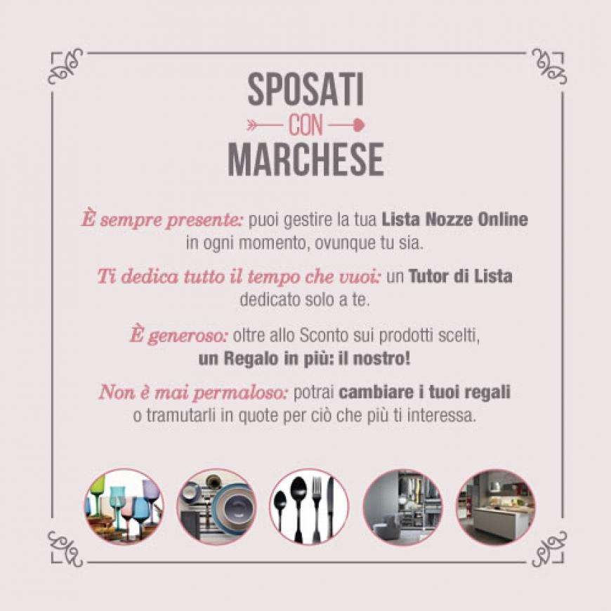 Mobilificio marchese lista nozze - Mobilificio marchese ...
