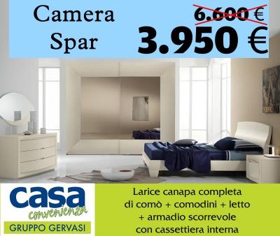 Casa convenienza gruppo gervasi promo camera da letto - Spar mobili camere da letto ...