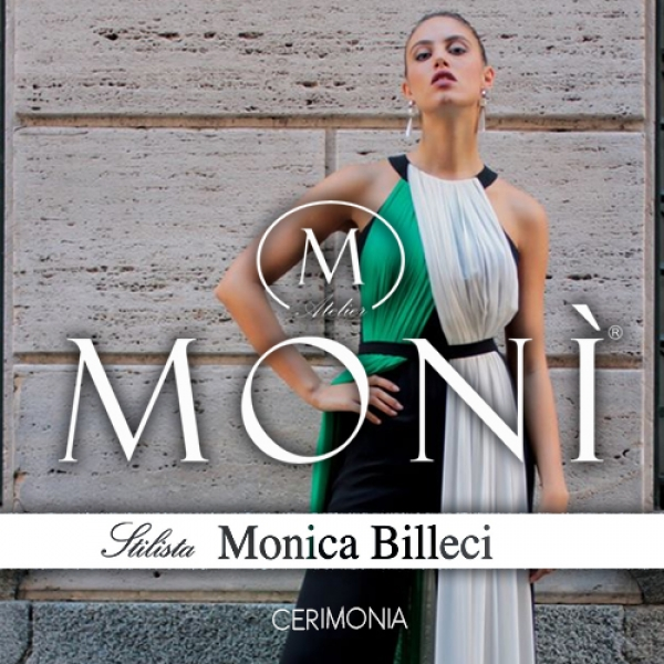 Monica Billeci Stilista Abiti da Cerimonia