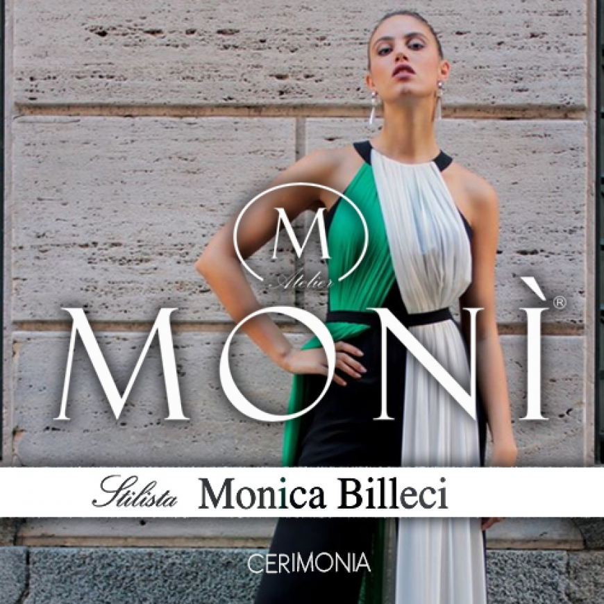 Billeci Da Abiti Monica Stilista Cerimonia LSzMpUqVG