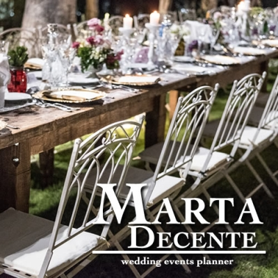 Marta Decente - Wedding & Events