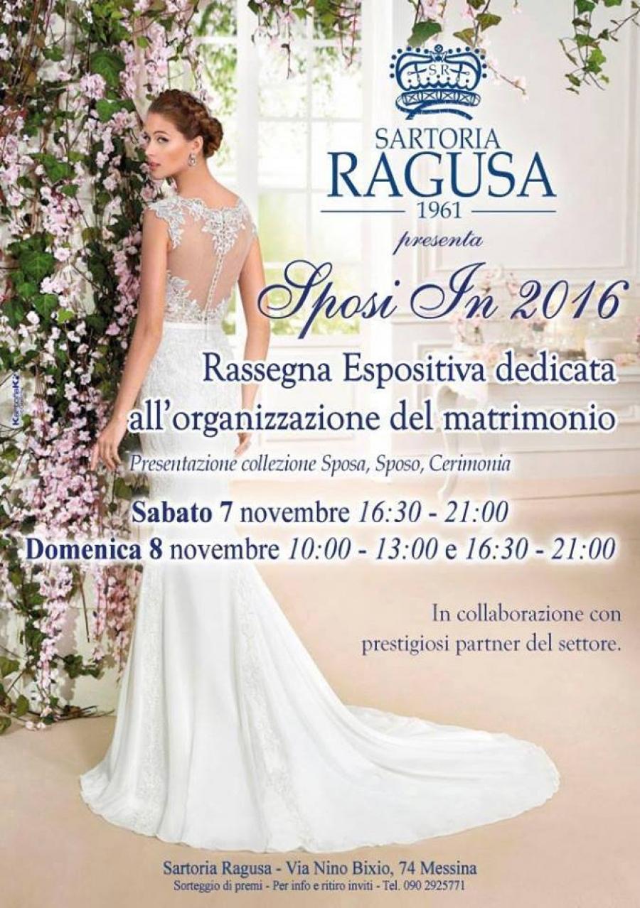 Sposi In 2016  7 - 8 Novembre 2015 Messina - Sposisicilia.com f004d4f4646